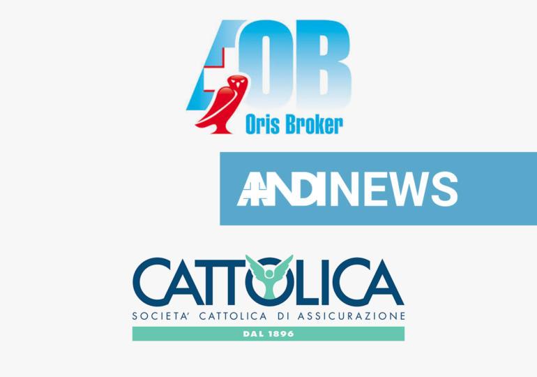 Rinnovato l'accordo Oris Broker Cattolica: l'assicurazione professionale è ancora più vicina alle esigenze del dentista
