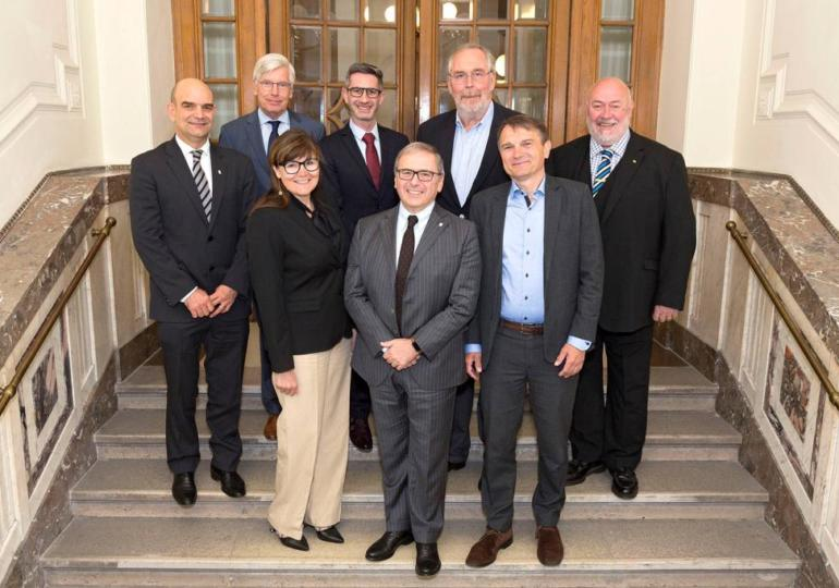 Il General Meeting del CED traccia le nuove linee guida per l'Europa