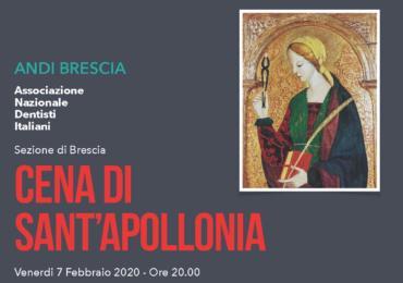 ANDI Brescia - Cena di Santa Apollonia