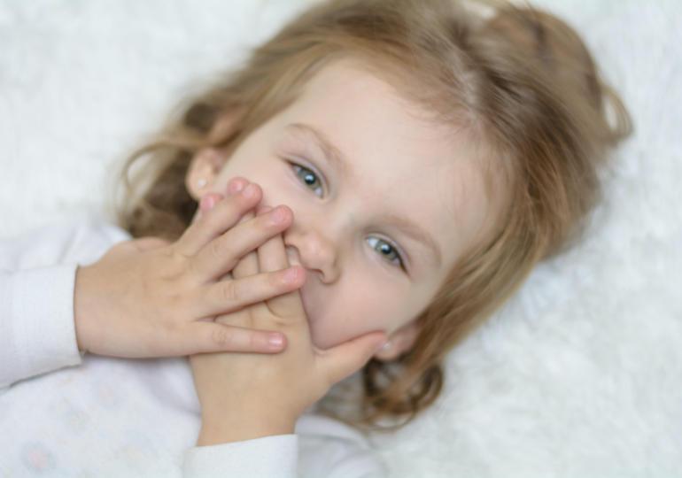 Respirazione orale e alterazioni del cavo orale del bambino