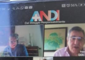 Gli Associati ANDI si incontrano sul web