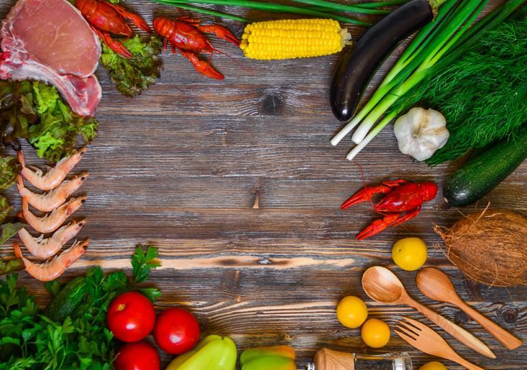 Mangiare bene per stare bene!