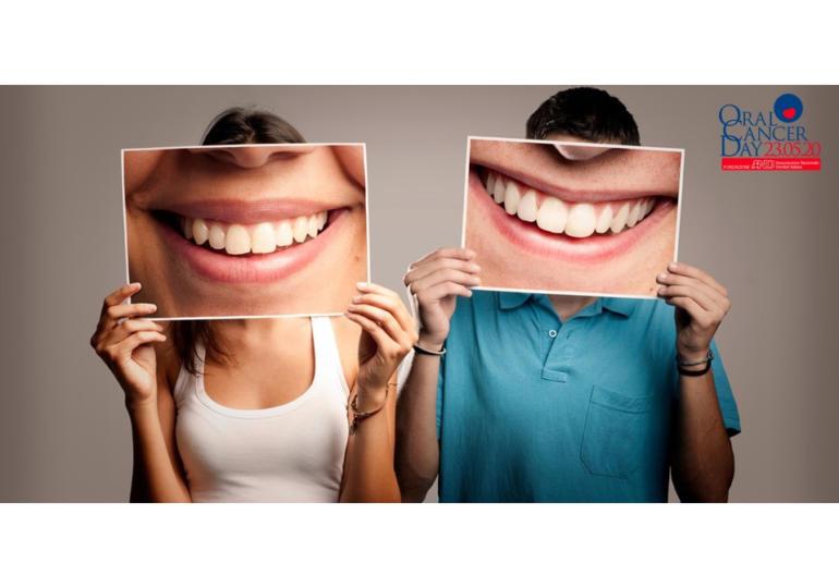 Cosa succede a maggio? Come sempre l'Oral Cancer Day!