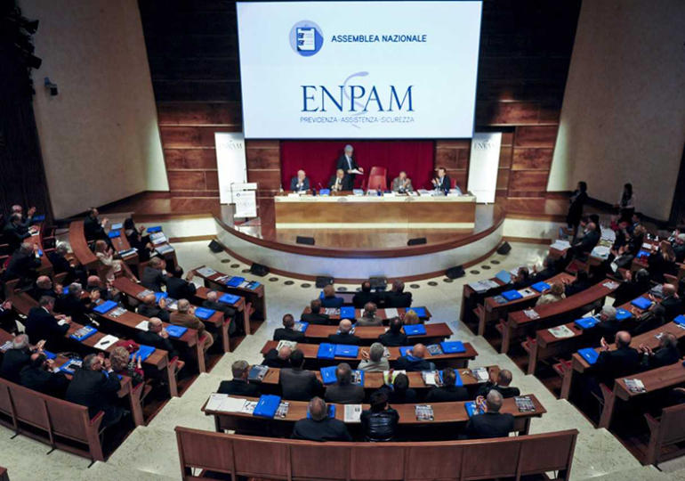 Completata l'Assemblea nazionale Enpam