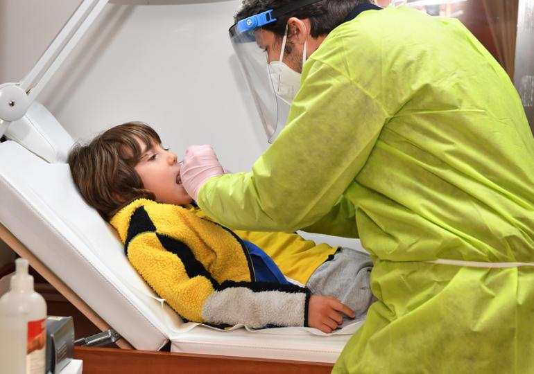 A Firenze visite di screening ai bambini dell'Istituto degli Innocenti