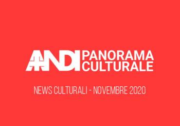 Panorama Culturale 23 Novembre 2020