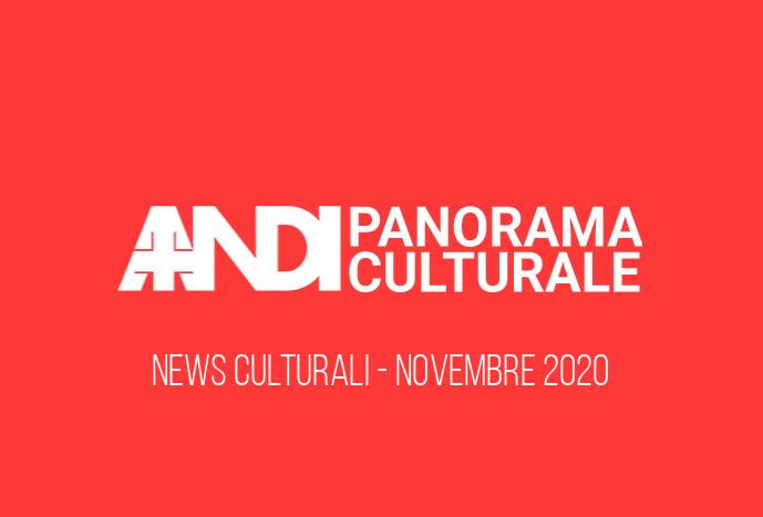 Panorama Culturale 02 Novembre 2020