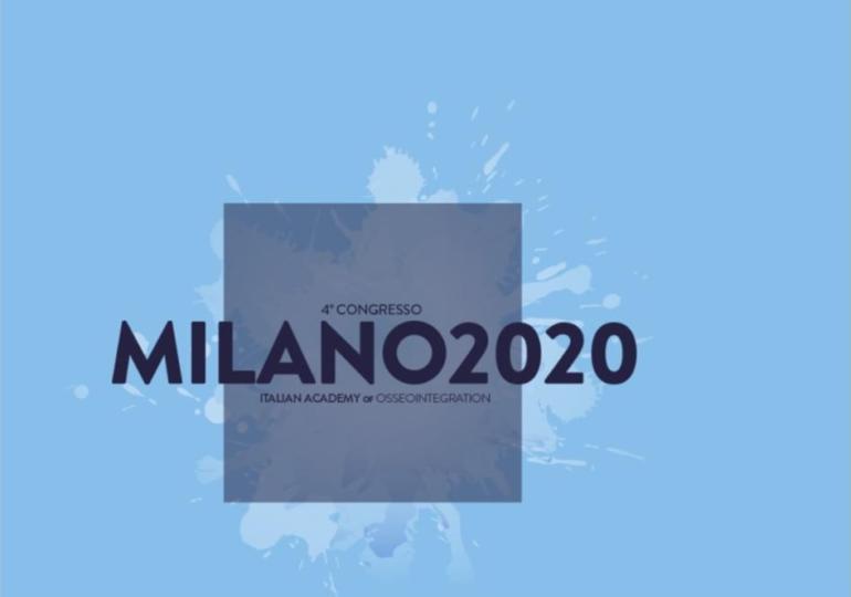 4°Congresso IAO 2020 - 100 iscrizioni gratuite per i Soci ANDI