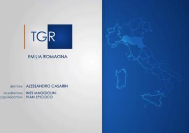 Paolo Paganelli alla TGR Rai per la campagna ANDI #DalDentistaInSicurezza