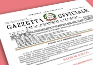 In vigore il Decreto legge sugli spostamenti durante le festività