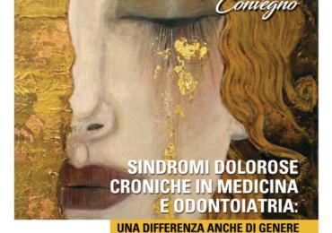 """Iscriviti al webinar """"Sindromi dolorose croniche in medicina e odontoiatria: una differenza anche di genere"""""""