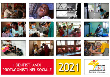 Calendario 2021 Fondazione ANDI