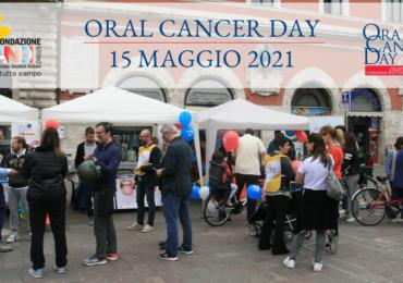 #SAVETHEDATE: il 15 maggio 2021 torna l'Oral Cancer Day