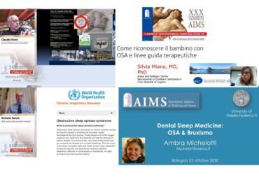 """""""La Cultura in un Click"""" presenta i video del XXX Congresso AIMS sulla Medicina del Sonno"""