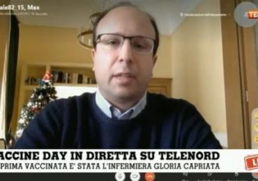 """Vaccini Liguria, Bonsignore: """"Finalmente vediamo la luce, ma serve prudenza"""""""