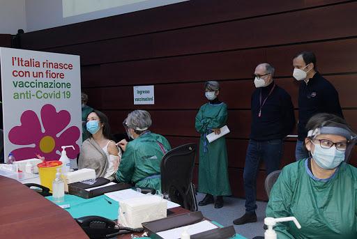 Odontoiatri e personale di studio del Friuli V.G. ottengono l'accesso prioritario alle vaccinazioni
