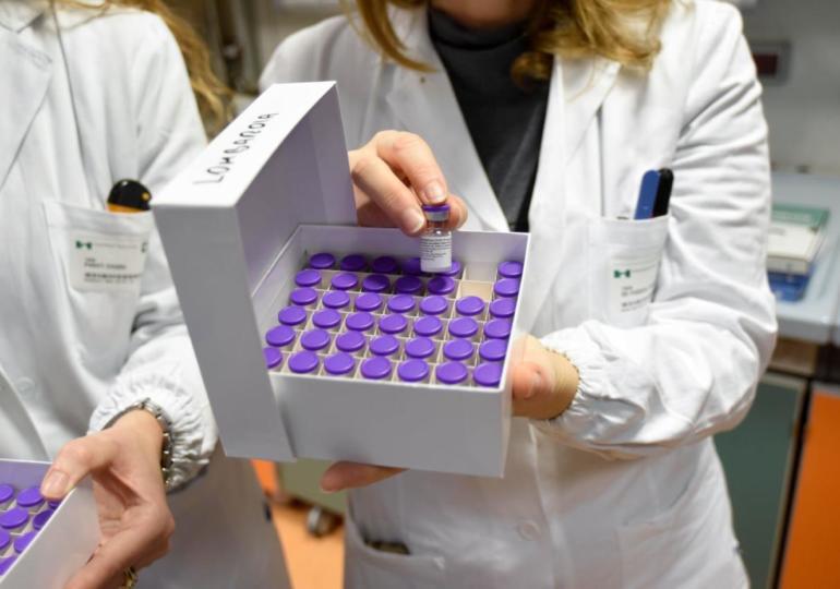 A Pavia vaccinazioni al palo