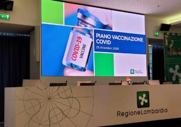 Arrivate le prime chiamate per la vaccinazione degli Odontoiatri e del personale di studio nella provincia di Pavia.