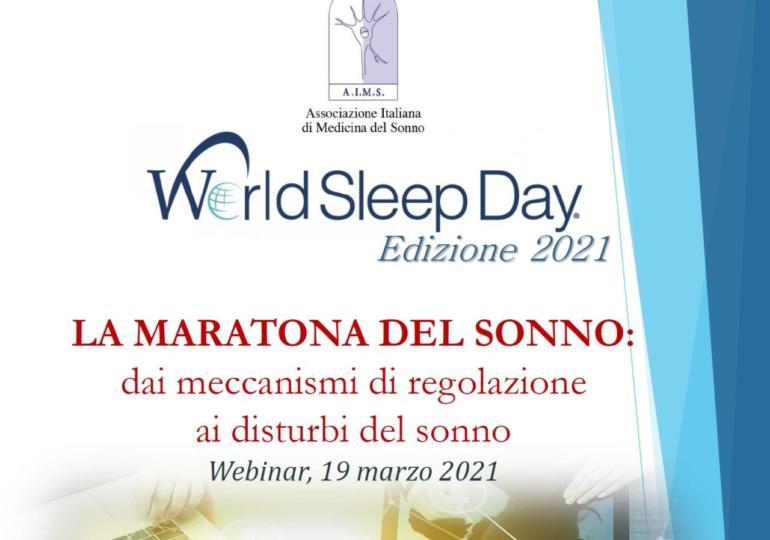 LA MARATONA DEL SONNO:dai meccanismi di regolazione ai disturbi del sonno
