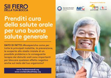 Prenditi cura della salute orale per una buona salute generale