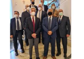 """Elezioni CAO: parte dal """"rispetto istituzionale"""" la nuova squadra di Raffaele Iandolo"""