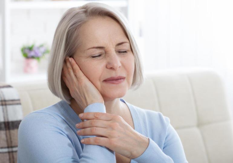Sindrome dell'ATM (articolazione temporo-mandibolare)