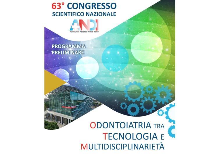 63° Congresso Scientifico Nazionale