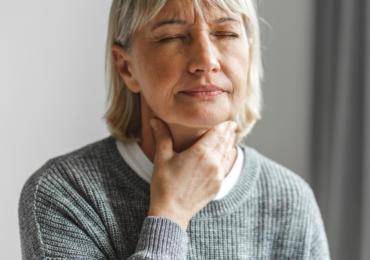 Chiazze bianche o rosse sulla superficie della bocca?