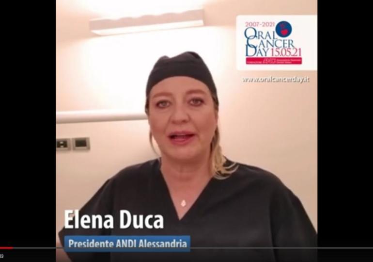 Video appello del presidente ANDI Alessandria, Elena Duca