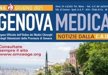 """Online """"Genova Medica"""" di Giugno"""