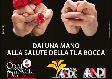 Oral Cancer Day con il tuo 5x1000!