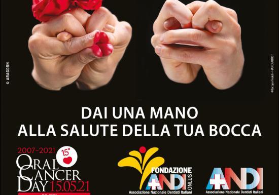 Oral Cancer Day con il tuo 5×1000!