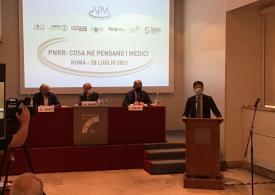 """PNRR. Alleanza per la Professione Medica alla politica: """"La riforma facciamola insieme"""""""