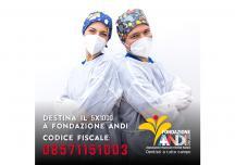 Non dimenticarti del 5×1000 a Fondazione ANDI!
