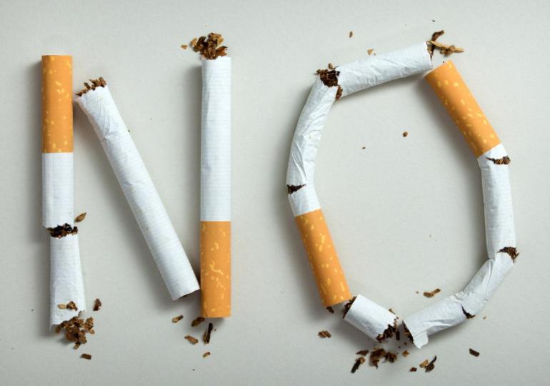 Dì NO al tabacco!