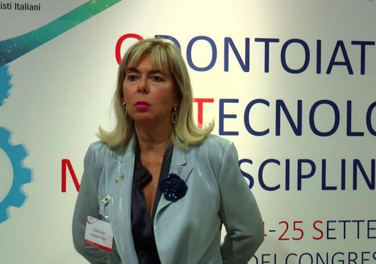 Gabriella Ciabattini, Vicepresidente Fondazione ANDI Onlus: l'impegno concreto contro la violenza di genere