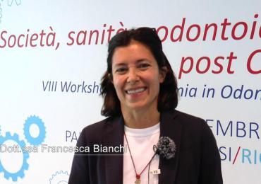 Francesca Bianchi: grande interesse e partecipazione per la sessione ASO