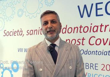 Roberto Fornara: potenzialità attuali e future per la tomografia computerizzata Cone Beam