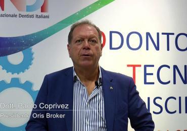 Paolo Coprivez: Oris Broker punto di riferimento ANDI per le assicurazioni professionali