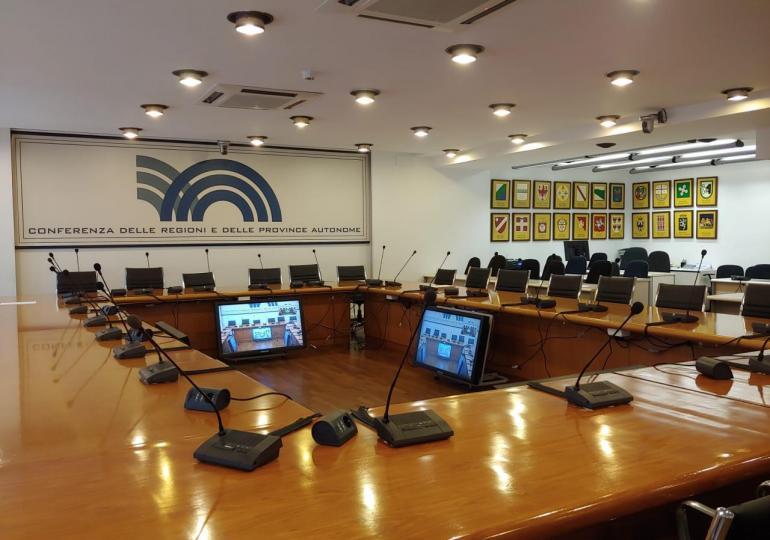 L'accordo sul nuovo profilo professionale ASO sul tavolo della Conferenza Stato-Regioni