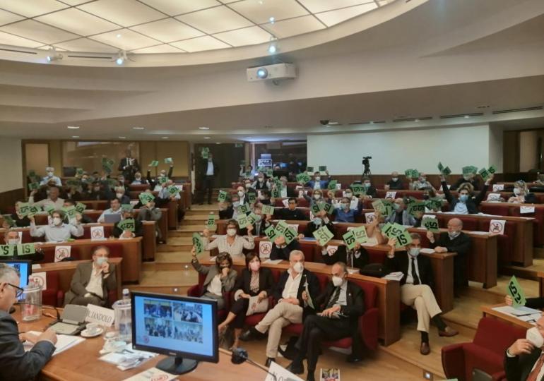 Il Congresso politico dell'Associazione Nazionale Dentisti Italiani (ANDI) mette al centro i giovani e la professione del futuro - Approvato a larga maggioranza il documento congressuale