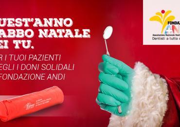 Sei un dentista ANDI? Quest'anno Babbo Natale sei tu!