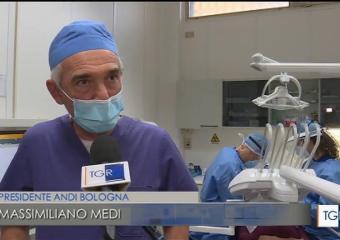 Prevenzione e odontoiatria solidale. Su TGR Rai3 l'iniziativa di Bologna